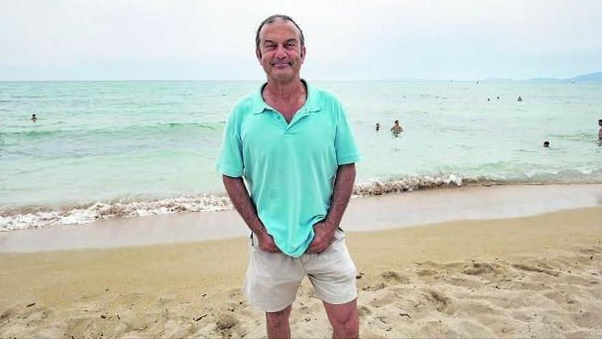 Félix Alarcón, el hombre que encuentra tesoros en el fondo del mar