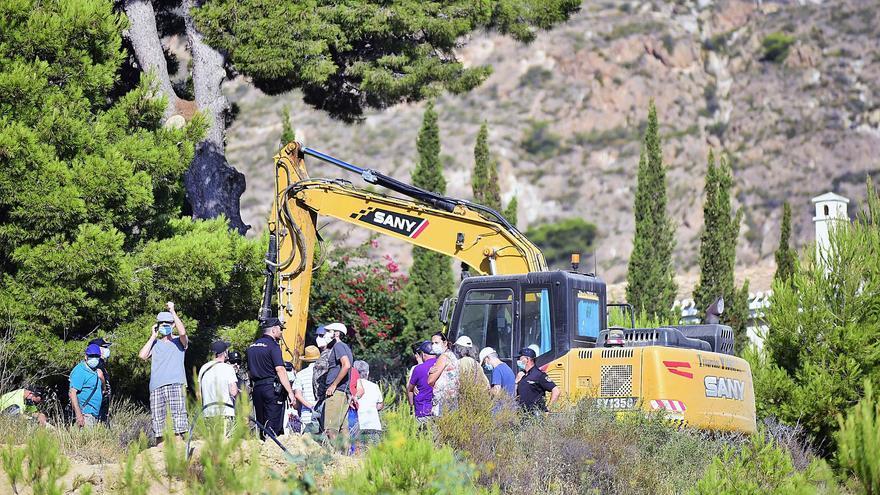 Arrancan los pinos de Cuatro Picos pese a la oposición ciudadana