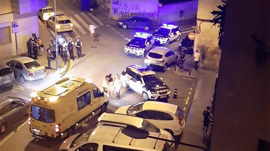 Un home mor apunyalat a Manresa; els Mossos detenen una persona relacionada amb l'homicidi