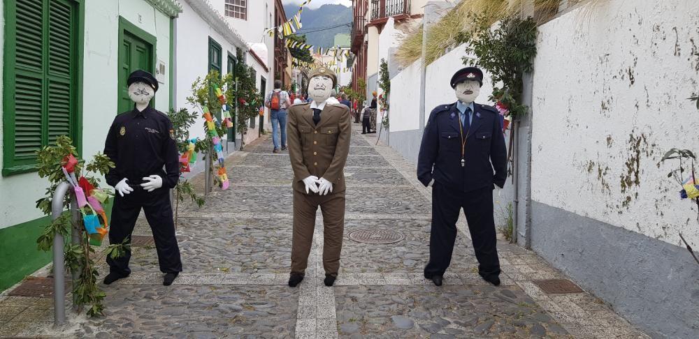 Los mayos de Santa Cruz de La Palma 2019