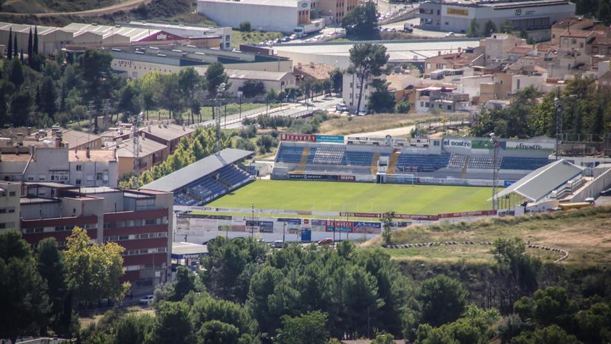 Alcoy refuerza la seguridad para el partido de Copa del Rey