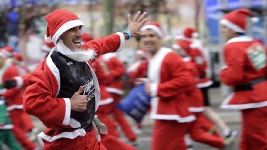 Santa Cruz se llenará el 28 de diciembre de Mamás y Papás Noeles