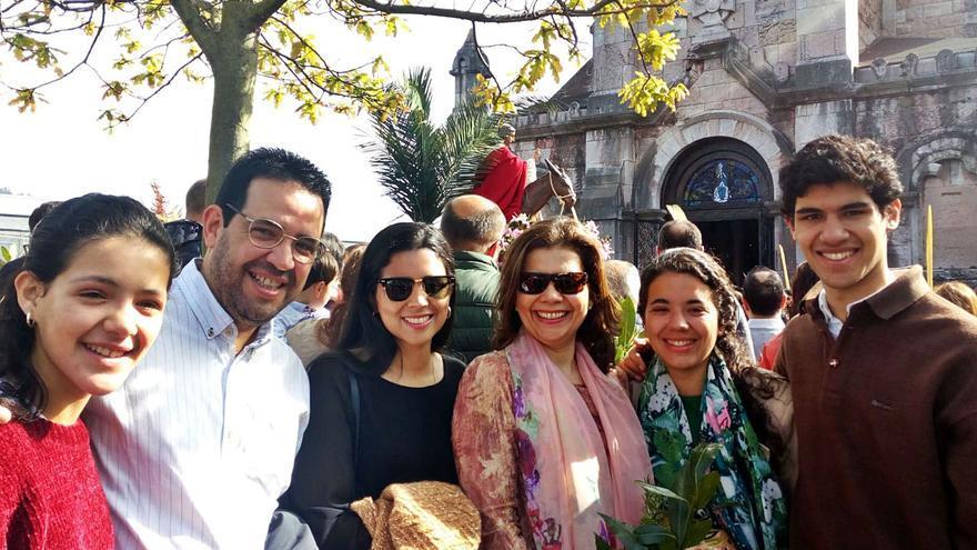 La odisea de una familia que emigró a Oviedo tras perderlo todo tras una catástrofe en la que murieron 40.000 personas