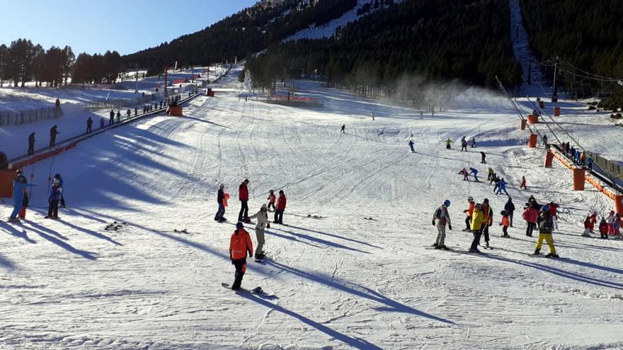 Ultimen la redacció del projecte de millora de l'accés a l'estació d'esquí de Port del Comte