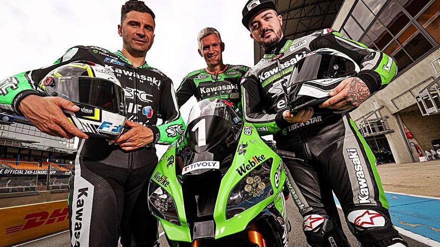 David Checa inicia  el mundial de resistència amb les 24 Hores de Le Mans