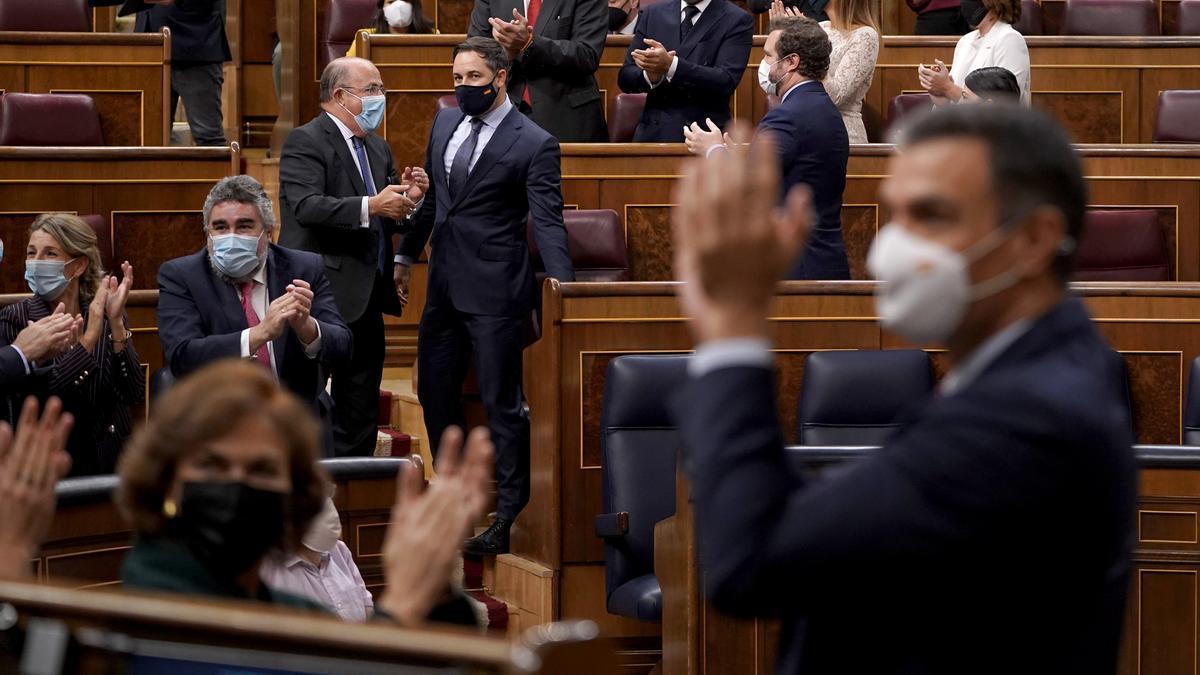 Debate en el Congreso de los Diputados.