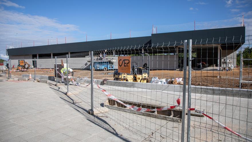 Mercadona y Alimerka, a la espera del permiso del Ayuntamiento de Zamora para comenzar las obras