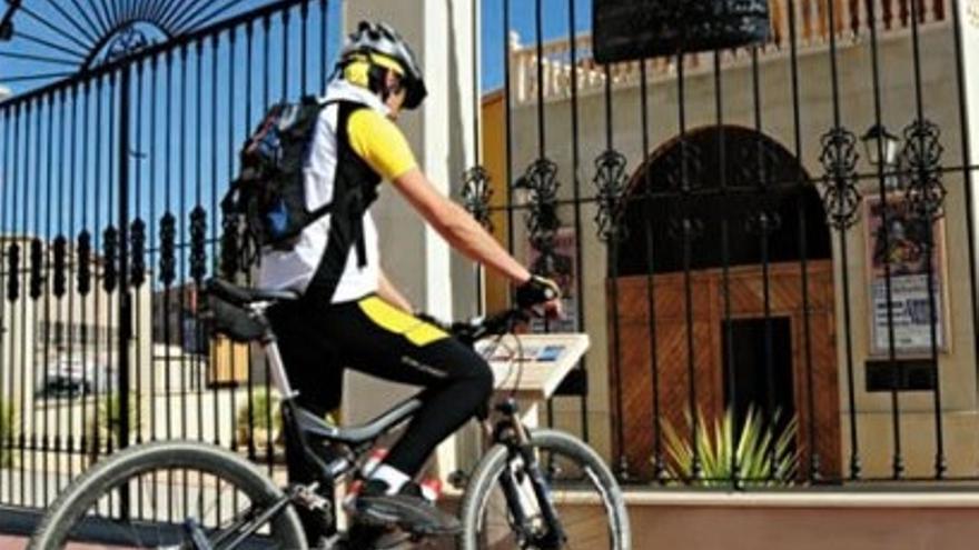 Ruta cicloturística 1: Mónovar - La Romana