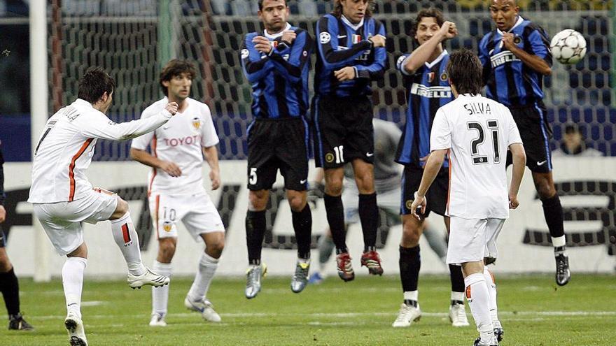 El Inter se perfila como rival del Valencia en el Naranja