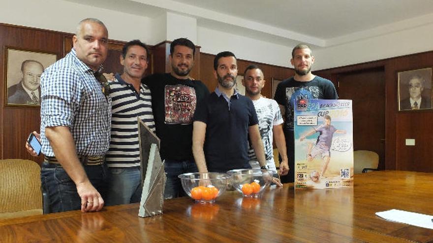 Fuerteventura y Steaua Suzuki abren el torneo