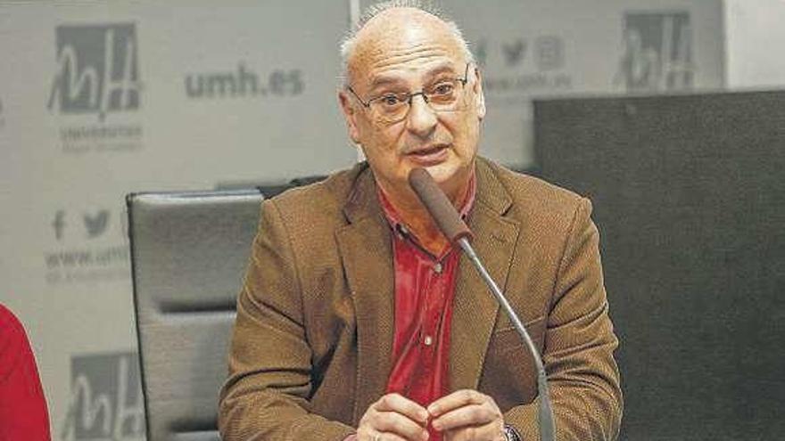 Francisco Mojica opta a ser el primer científico español con Nobel desde Severo Ochoa
