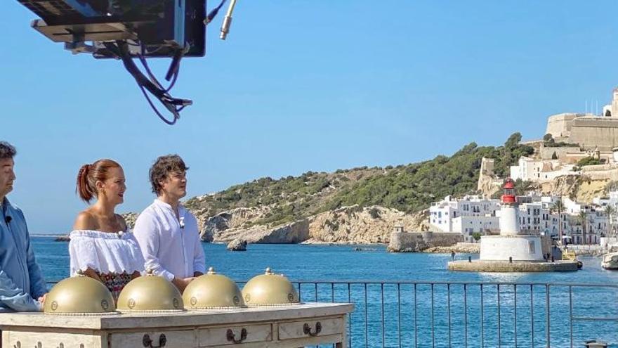 'Masterchef Celebrity' graba un programa en Ibiza