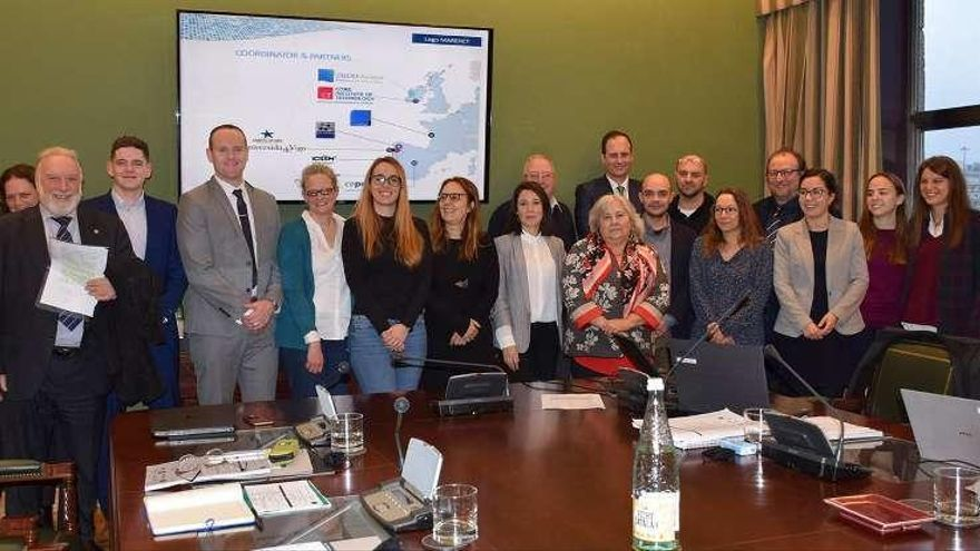 """Nace """"MarEnet"""", una alianza europea para adaptar la formación a la demanda laboral portuaria"""