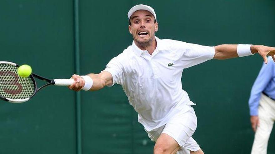 Bautista hace historia y se mete en semifinales en Wimbledon