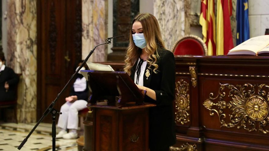 "Consuelo Llobell: ""La pandemia va a provocar que las Fallas se valoren más"""