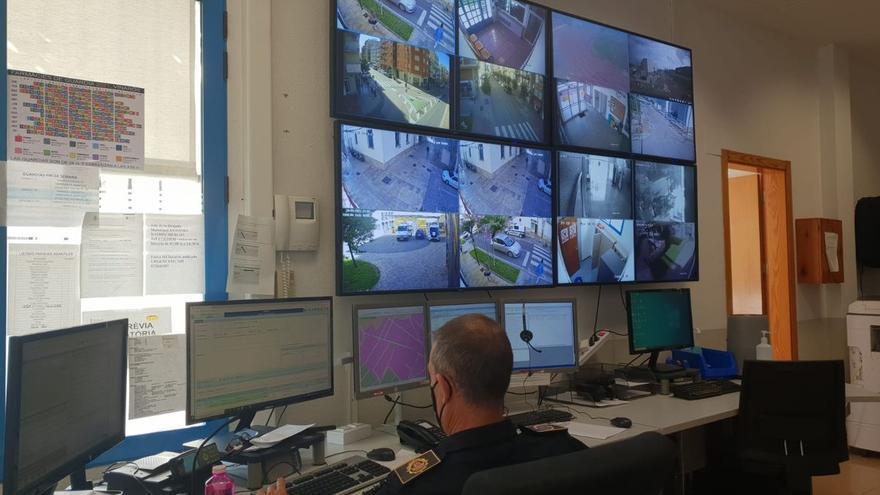 Un 'gran hermano' con 89 ojos para vigilar y prevenir robos en Vinaròs