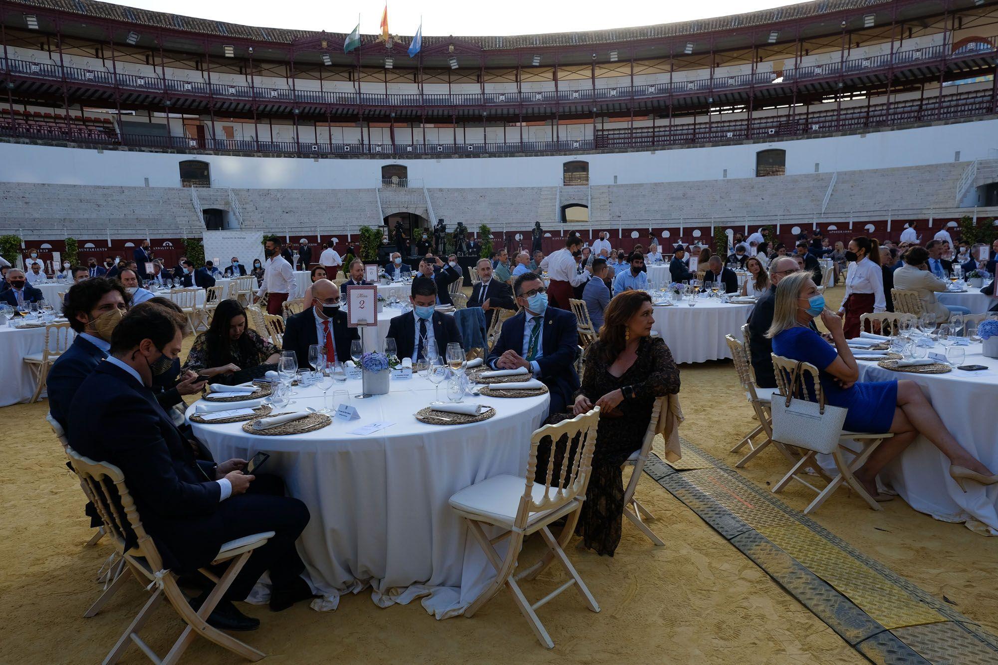 Las imágenes del Día de la Provincia 2021 de la Diputación de Málaga