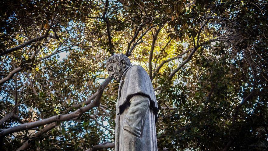 Homenajes escultóricos  en honor a José Murphy