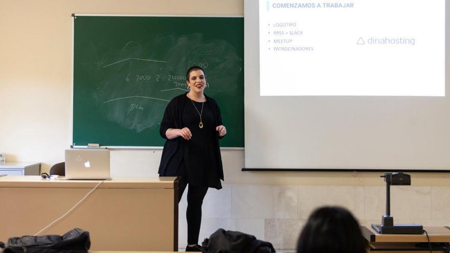 Informáticos zamoranos promueven una comunidad para desarrollar el sector