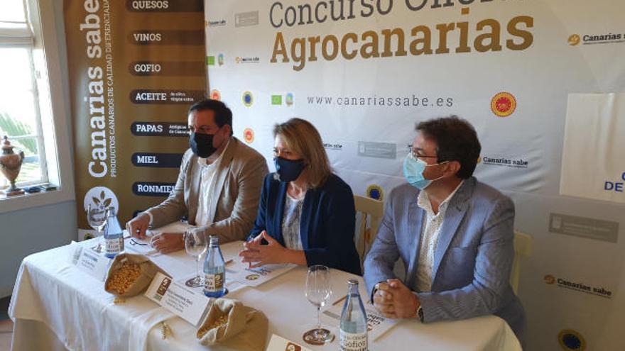 Tazacorte acoge la final del Concurso de Gofio que impulsa Agrocanarias 2020