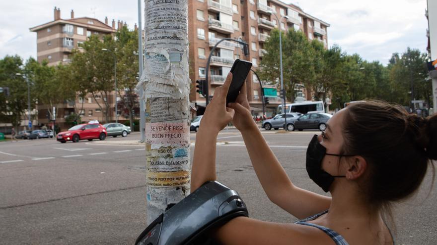 Nuevo curso en Zamora: Pisos en busca de estudiantes