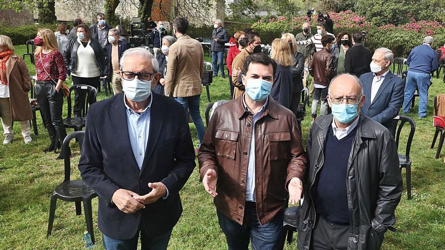 El PSdeG aboga por reformar el Estatuto de autonomía cuando se supere la pandemia