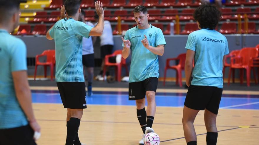 El Córdoba Futsal, con Álex Viana y sin Miguelín para Murcia