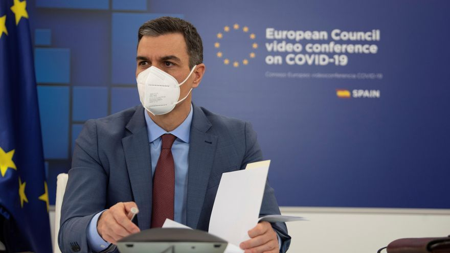 DIRECTO | Sánchez ofrece la primera rueda de prensa de este año tras la cumbre de la UE