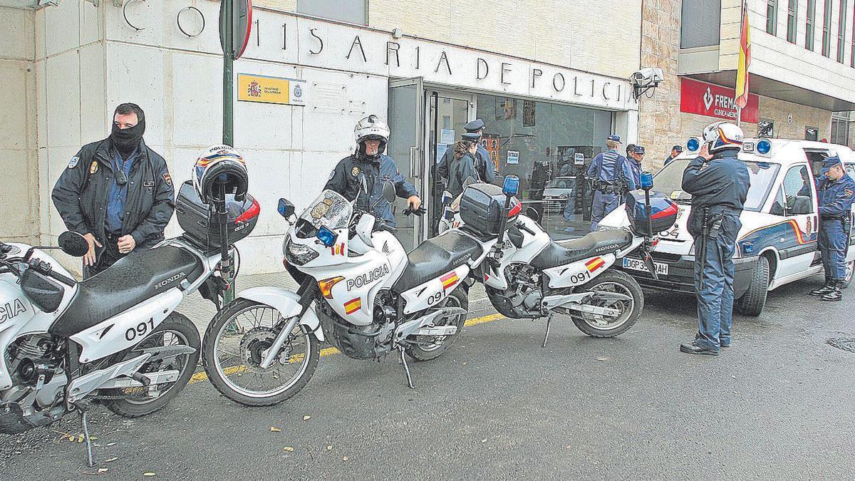 Der mutmaßliche Täter stellte sich der Nationalpolizei in Manacor
