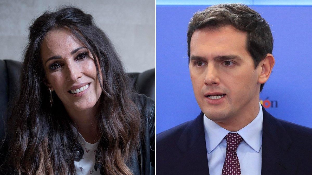 Albert Rivera y Malú, nueva pareja según 'Semana'