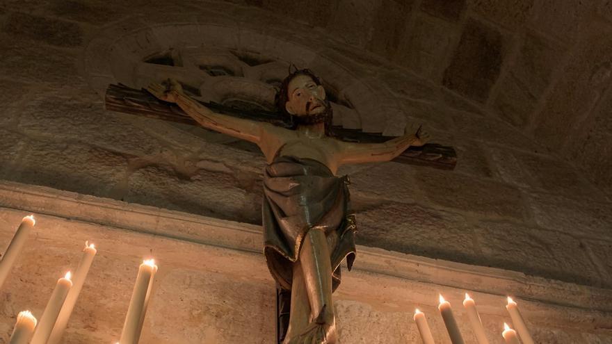 La Hermandad del Espíritu Santo celebrará la exaltación de la Santa Cruz