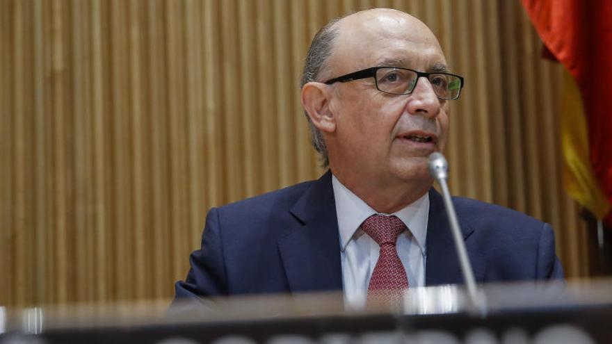 "Montoro: ""Cataluña no da ni un euro al referéndum"""