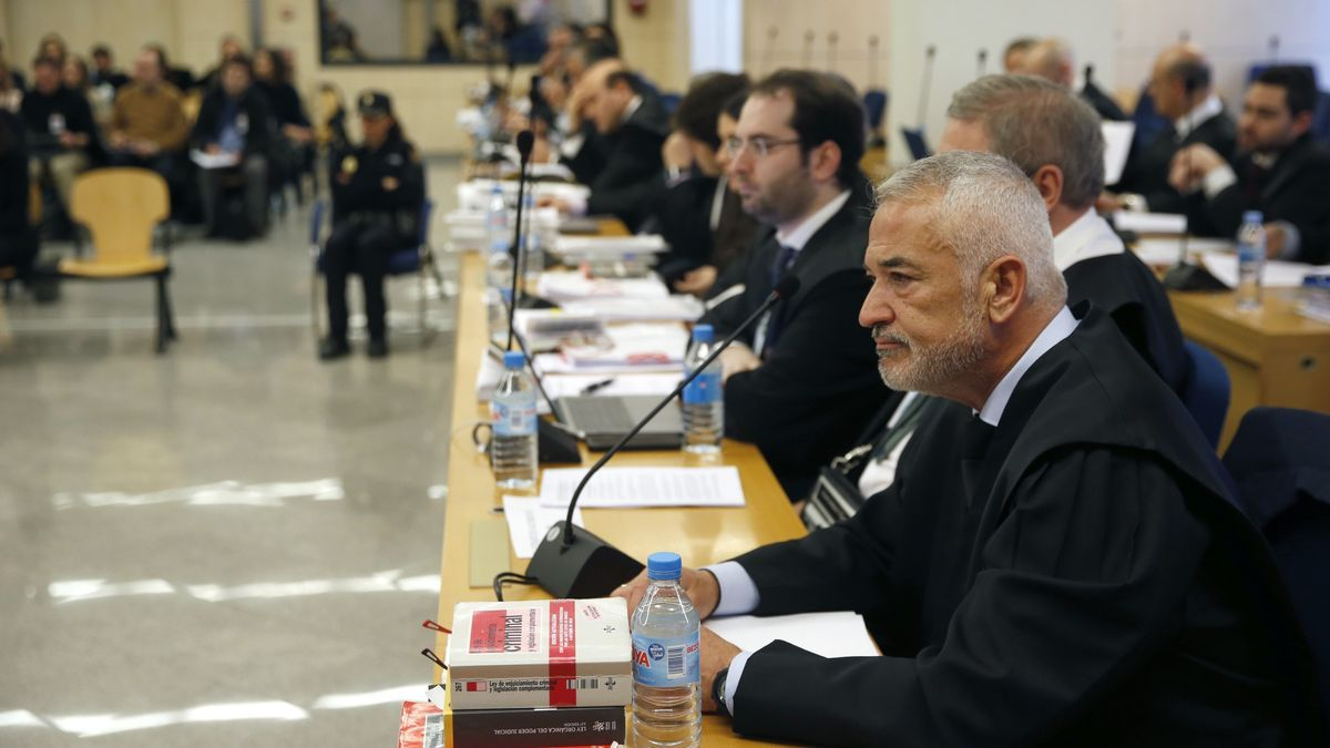 El presidente de Ausbanc, Luis Pineda.