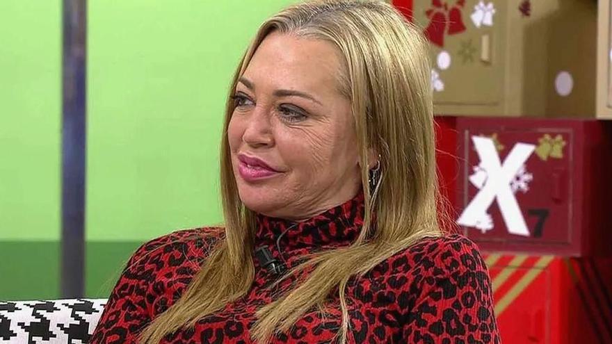 Belén Esteban da la cara en una entrevista y habla por primera vez de su embarazo y su boda