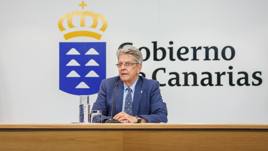 El Gobierno de Canarias prevé llevar en noviembre al Parlamento unos presupuestos para 2021 sin recortes