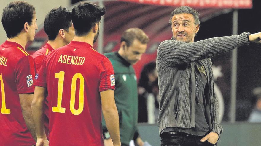 España se medirá a Italia en las semifinales de la Liga de Naciones