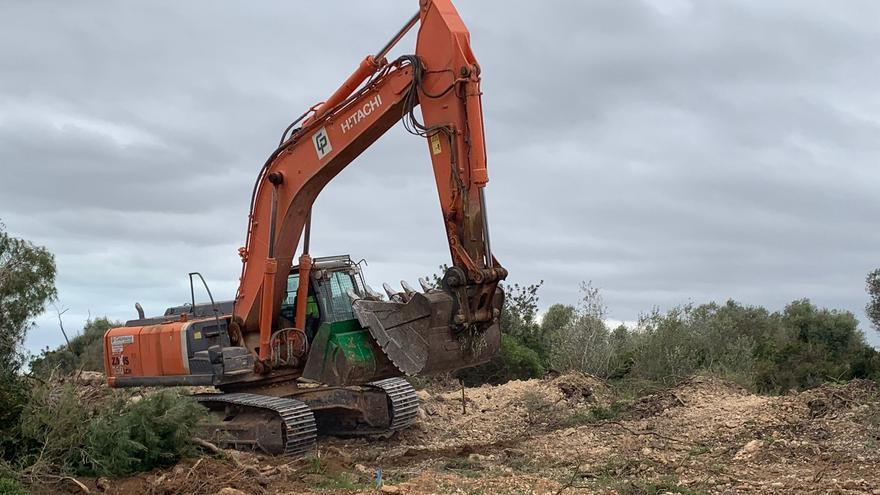 Comienzan las reivindicadas obras para remodelar la N-238 en Vinaròs