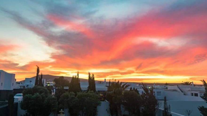 5.000 fotografías del cielo y la naturaleza de Lanzarote hechas sin salir de casa