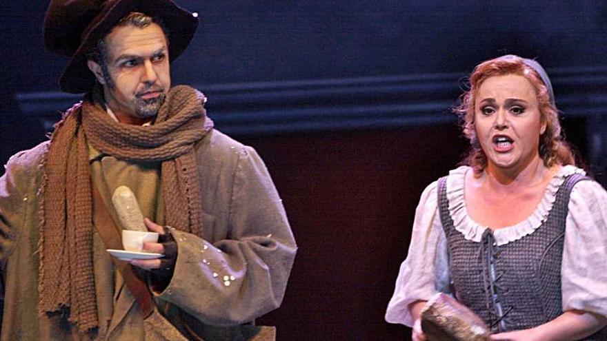 La 2 emite mañana el estreno de 'La cenicienta' en Teatro Real
