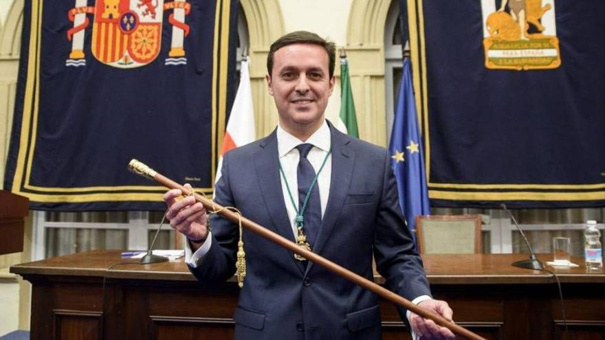 Detenido el presidente de la Diputación de Almería por irregularidades en la compra de material covid