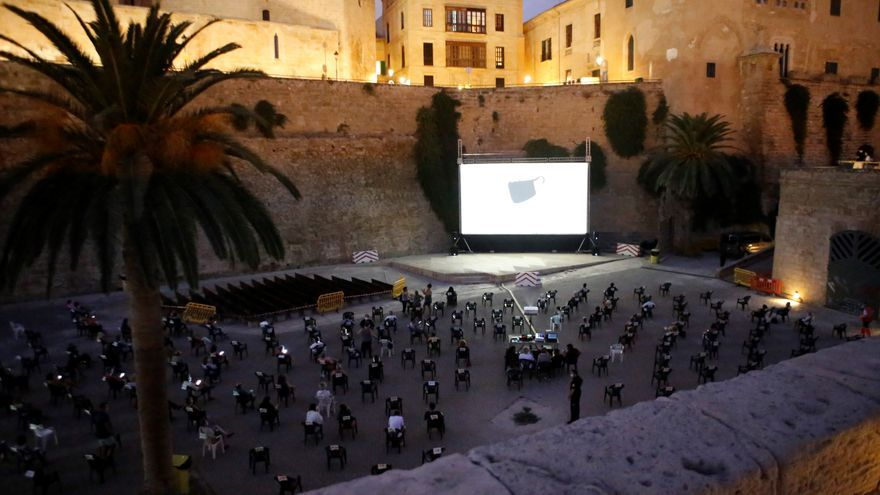 Cinema a la Fresca volverá este verano a Palma con 18 proyecciones gratuitas de películas