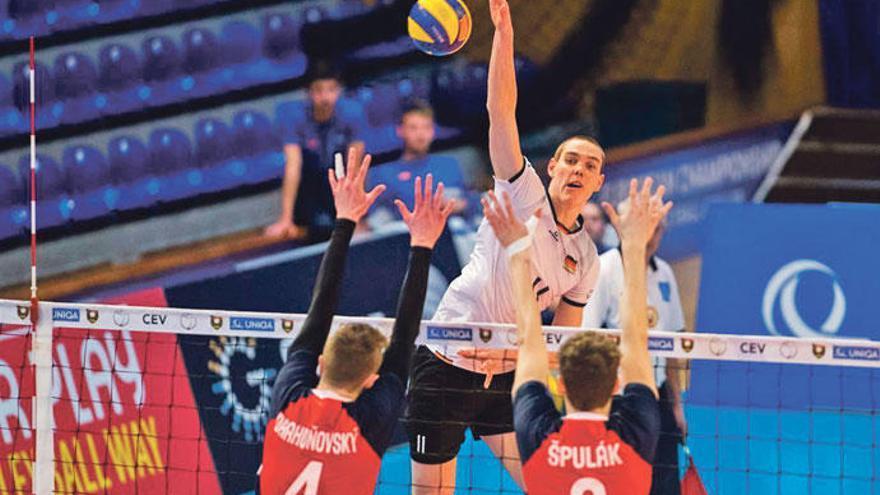 Wie Simon Torwie aus Artà mit Deutschland die U18-EM gewann