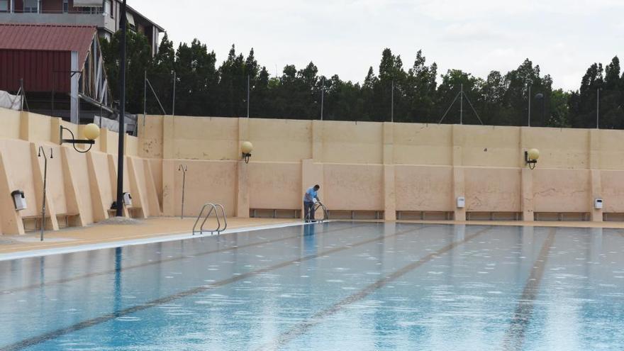 Piscina Murcia Parque Apertura 2019