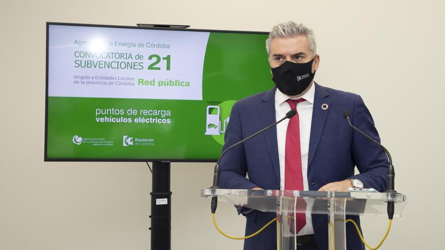 64 municipios de Córdoba tendrán ayudas para instalar puntos de recarga para coches eléctricos