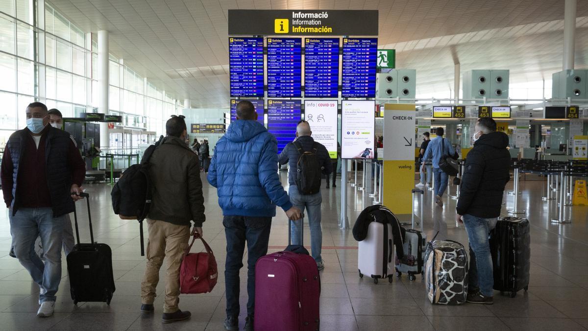 Pasaporte covid para facilitar los viajes