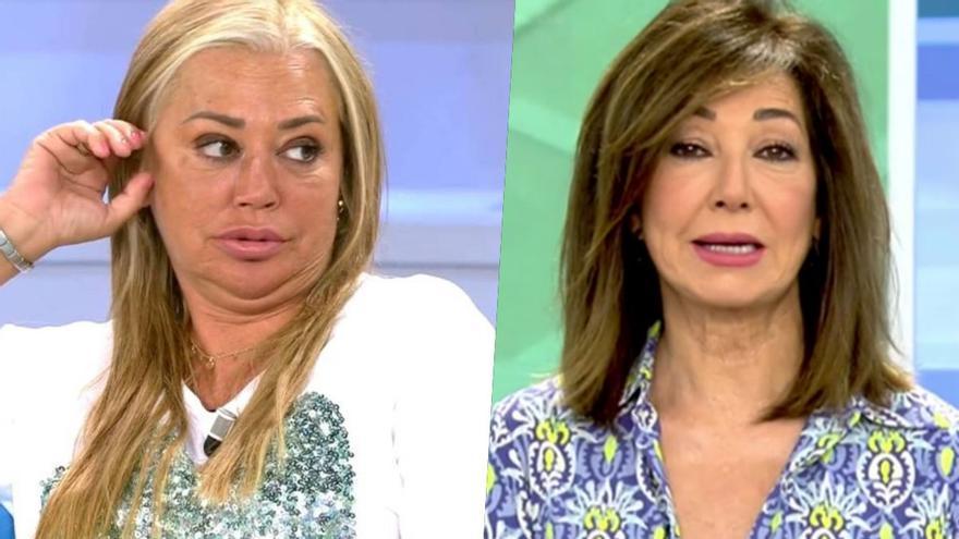 """Belén Esteban, a Ana Rosa tras sus palabras sobre la entrevista a Antonio Canales: """"Me ha sentado mal"""""""