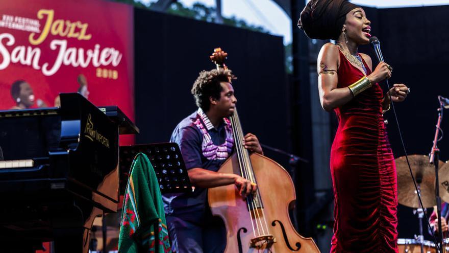 Jazzmeia Horn, el futuro del jazz