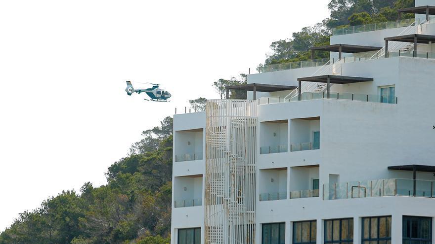 Encuentran andando por la playa a la mujer desaparecida en Ibiza