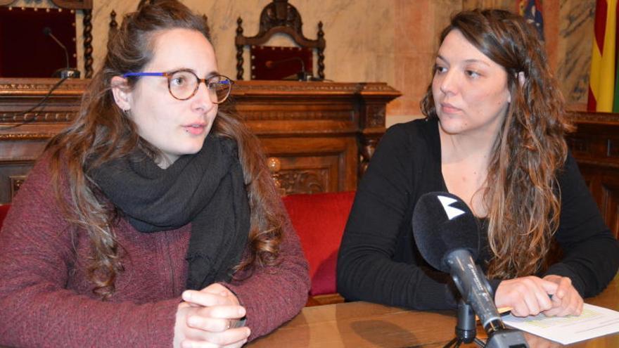 El fiscal cita a Mònica Garcia per declarar en la causa del'1-O contra Montse Venturós
