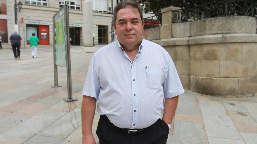 El alcalde de Verín renuncia a su acta de diputado provincial